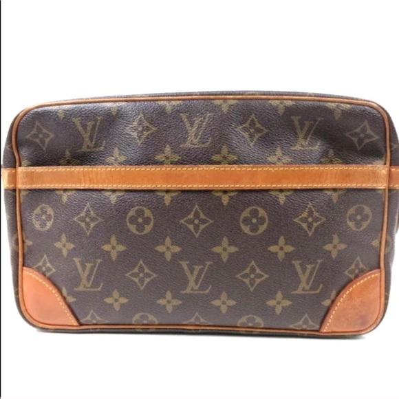 Louis Vuitton Bags Used Makeup Bag Poshmark